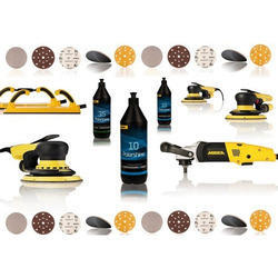Mirka Tools, Polish and Abrasive