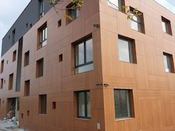 Facade Claddings - Exterior Wall Wood Cladding Manufacturer from ...
