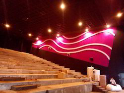 Miniplex Theater Design, Miniplex Movie Theater