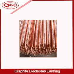 Graphite Electrodes Earthing