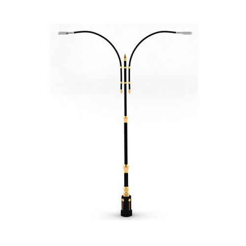 Decorative Light Poles decorative pole - decorative street light poles manufacturer from