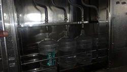 Automatic Jar Filling Machine