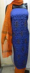 Aaditri Ladies Applique Suit