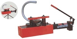 inder hydraulic pipe bender with double frame open bend