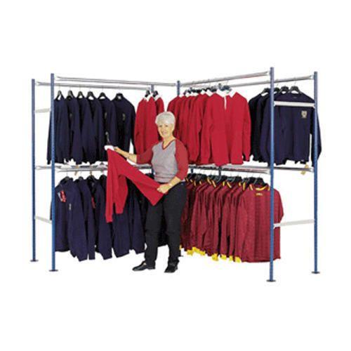 garment rack - Hanging Clothes Rack