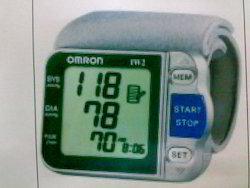 Omron Iw2 Auto B. P. Monitor