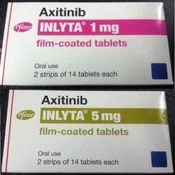 Axitinib 1mg, 5mg Tablets