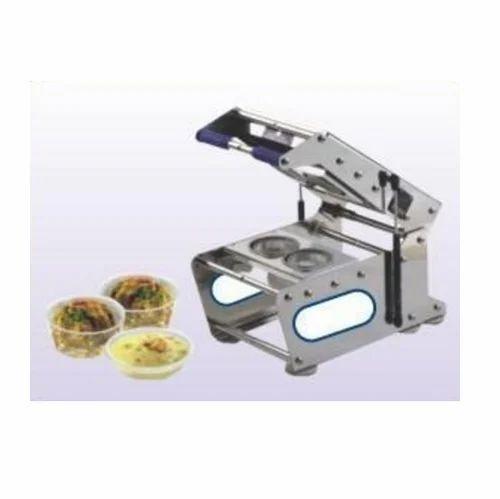 Multi-Cavity Cup Sealer