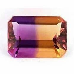 Ametrine Natural Gemstone
