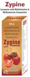 Multivitamin Multimineral with Lycopene Suspension