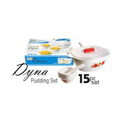 Dyna 15 pc Pudding Set