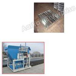 Metal Steel Pallets for Block Machine