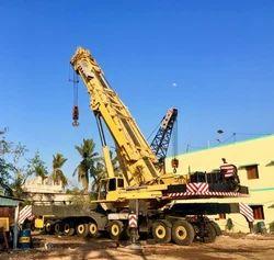500 Ton Crane Demag AC1600 / AC500