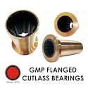 GMP Flanged Water Lubricated Bearings