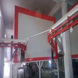 Elevated Conveyorised Oven