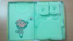 Unisex 7 Pcs Gift Set - Green