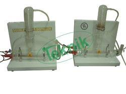 Double Water Distiller