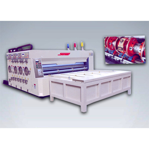 Chain Feeder Multi Color Printer