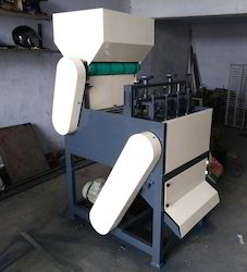 Horizontal Cashew Nut Cutting Machine