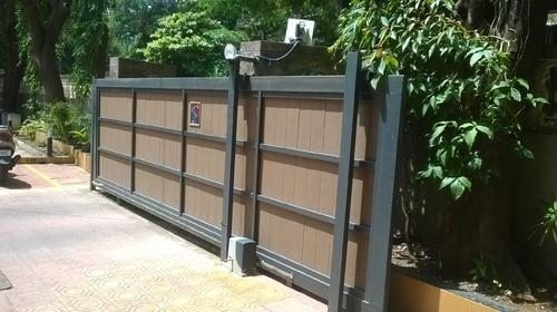 Automatic Gates Automated Sliding Gate With Rfid Card