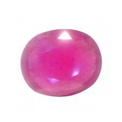 6.25 Ratti Natural Certified Ruby Stone