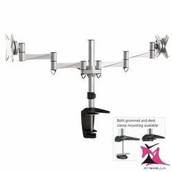 Elegant Aluminum LCD VESA Desk Mounts