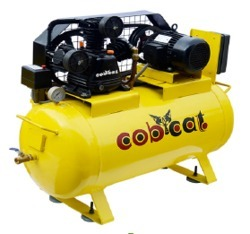 COBCAT Air Compressor Single Stage, Mono, Single phase