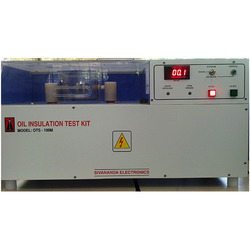 100 KV Oil Breakdown Tester