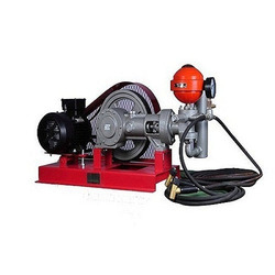 3Hp Single Plunger Pump
