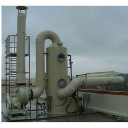 Acid Fume Extraction System For HCL Acid