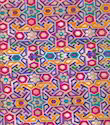 Multi Color Prints Fabric