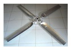 Aluminum Fan Using Cooling Tower