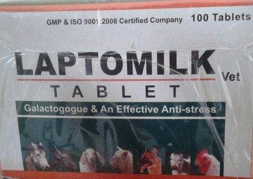 Laptomilk Tablet ( Anti Stress Tablets For Milk Production)