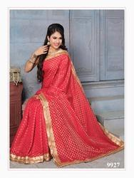 Casual Designer Ethnic Wear Saree with Blouse
