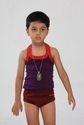 Kids Multicolor Gym Vest
