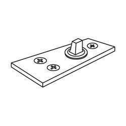 DORMA Floor Pivot Bearing