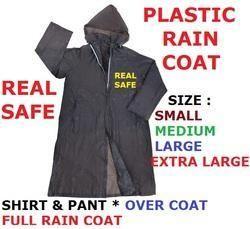 Plastic Rain Coat