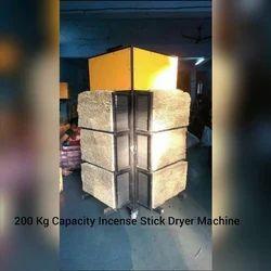 Indian Agarbatti Drying Machine