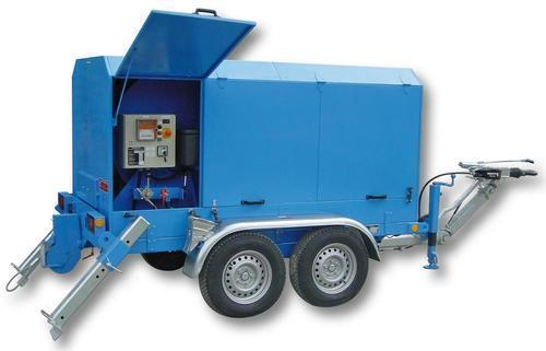 Cable Pulling Winches - Manufacturer from Mumbai