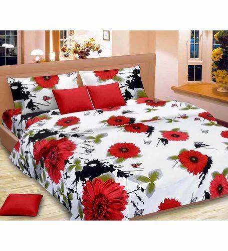 3 D Bedsheet Fabric