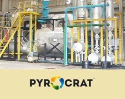 Plastic To Oil Pyrolysis Plants