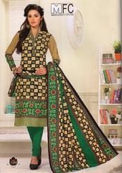 Pure Printed Cotton Salwar Suit