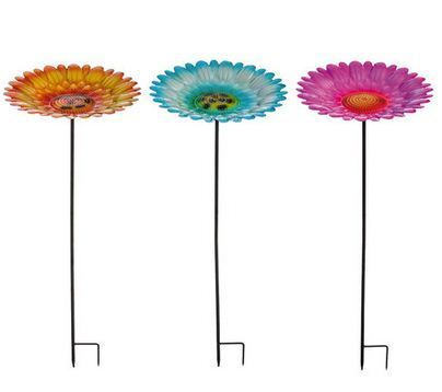 Delicieux Metal Decorative Garden Stick
