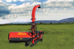 Double Chop Forage Harvester