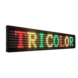 Multi Color LED Board