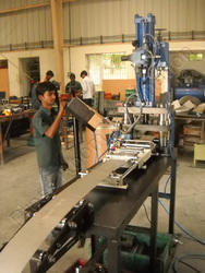 Economical Cut to Length Line with Pneumatic Feeder