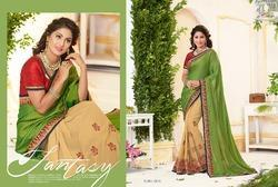 Fancy Designer Jolly Saree