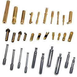 Brass Flat Plug Pins
