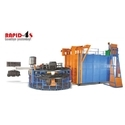 Independent Arms Roto Moulding Machine