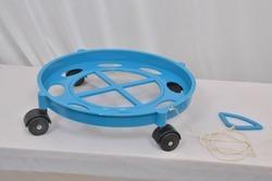 Plastic Gas Trolley